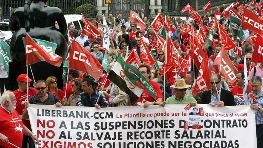 CSICA critica que Liberbank quiera seguir restando derechos sin justificación
