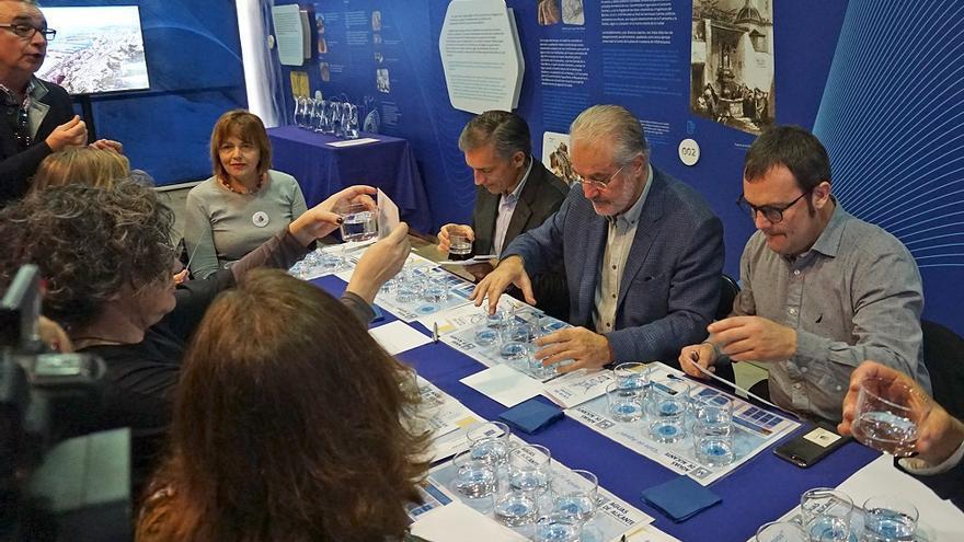 Cata de aguas ARA Museo de Aguas