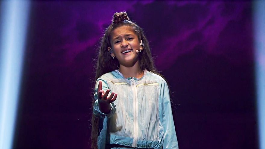 Soléa en Eurovisión Junior 20290