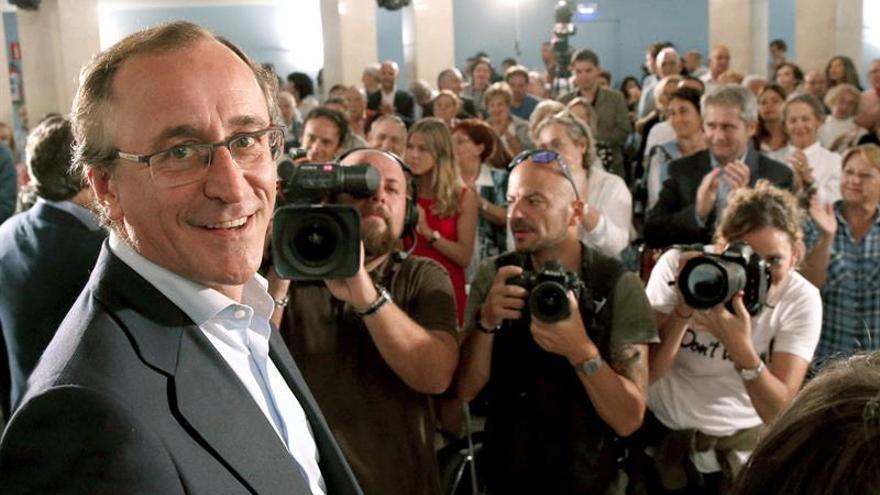 Alonso (PP) anima a votar por el futuro de Euskadi y de España