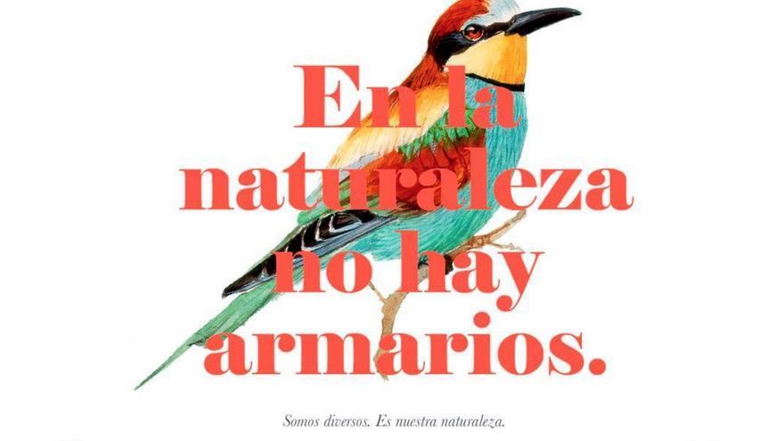 """""""En la naturaleza no hay armadios"""" SEO Birdlife"""