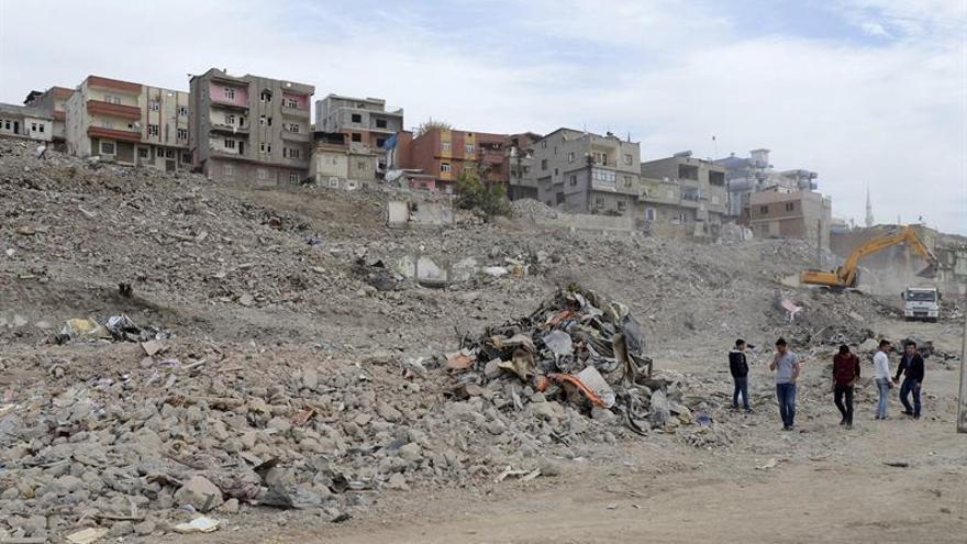 La Fuerza Aérea turca mata a tres supuestos guerrilleros del PKK