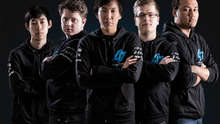 League of Legends Counter Logic Gaming
