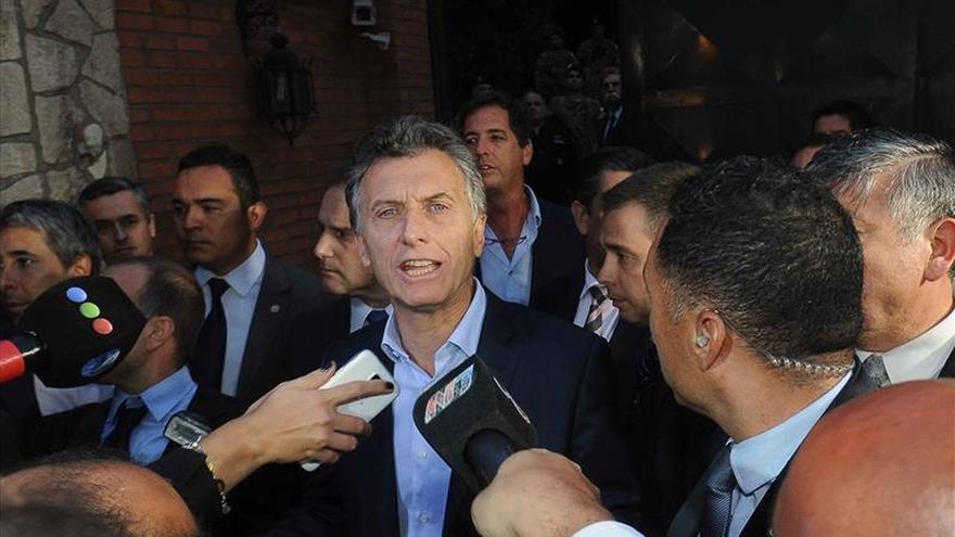 """Macri revela que la reunión con Fernández """"no valió la pena"""" para la transición"""