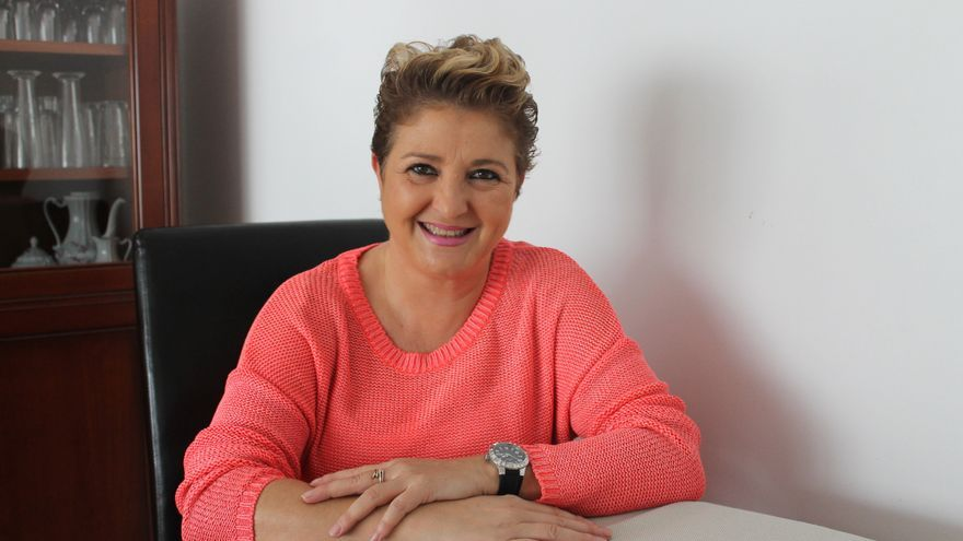 Isabel Jiménez, Empresaria Navarra 2014.