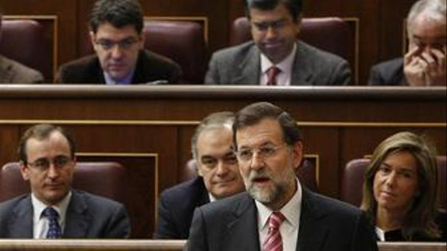 El Líder Del PP, Mariano Rajoy