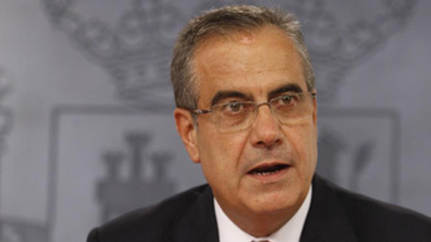 Ministro de Trabajo e Inmigración, Celestino Corbacho
