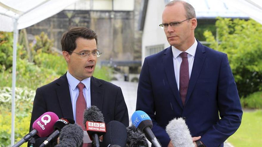 Dublín advierte a los partidos norirlandeses de que se acaba el tiempo