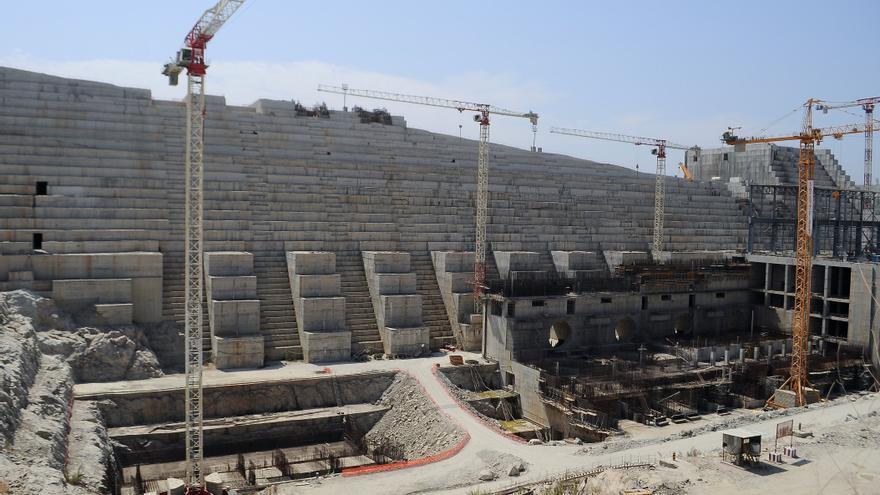 Etiopía aclara que el llenado de su presa en el Nilo se debe a las lluvias