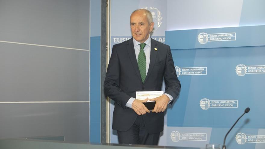 """Erkoreka dice que el Lehendakari solo pide diálogo con voluntad de acuerdo, """"honesto y leal"""", en el conflicto del Metal"""