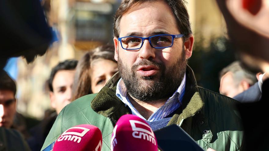 El presidente del PP-CLM, Paco Núñez