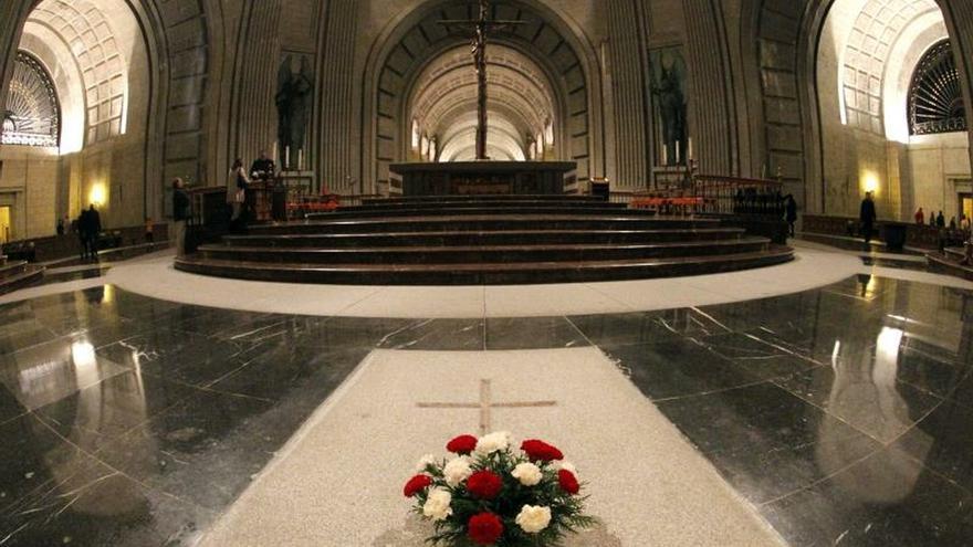 La exhumación de Franco del Valle de los Caídos será el jueves 24 de octubre