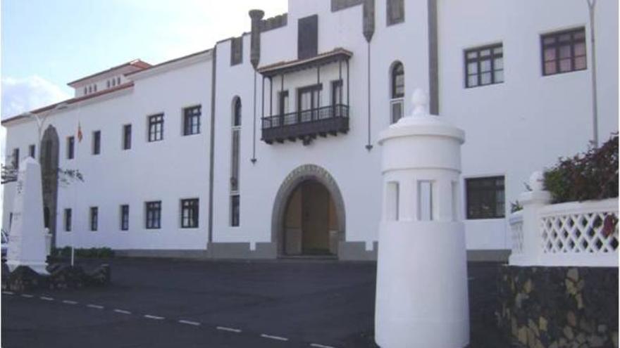 Imagen de archivo del acuertelamiento El Fuerte.