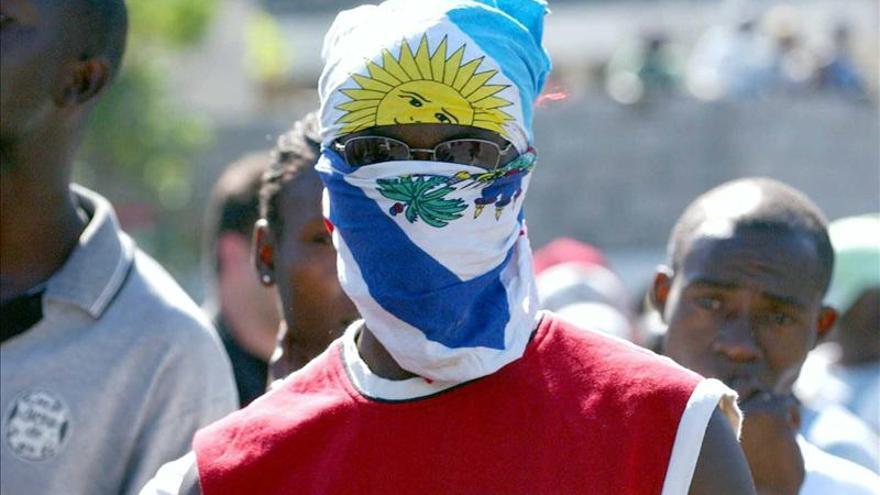 Un muerto deja una manifestación contra el Gobierno haitiano