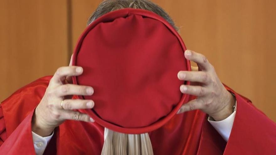 """El Juez del Supremo alemán declara su """"horror"""" por la sentencia del Constitucional"""