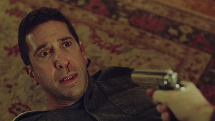 AMC cancela su serie con David Schwimmer ('Friends') tras una temporada