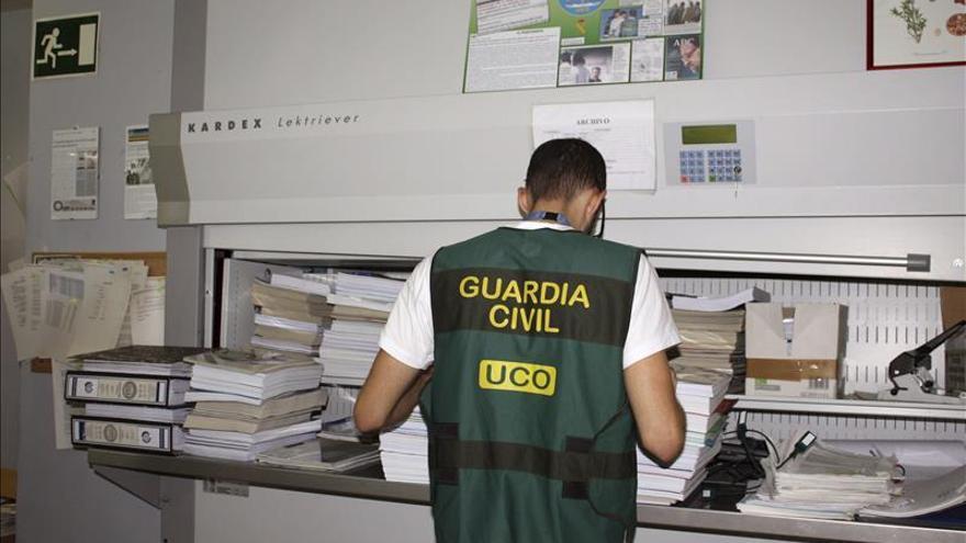 La UCO registra un instituto de formación de UGT por el caso de las facturas falsas