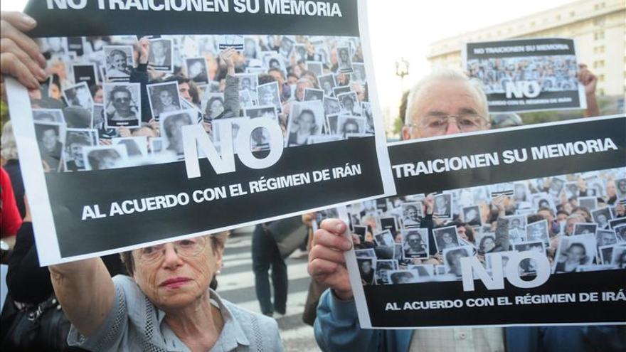 El Gobierno iraní ratifica el memorando sobre el atentado en la AMIA con Argentina