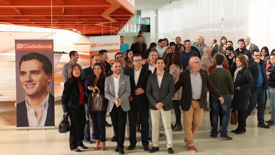 Ciudadanos ha llevado a cabo su acto central de campaña en Cartagena