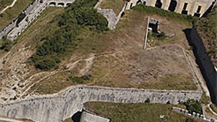 Imagen del Fuerte San Cristóbal