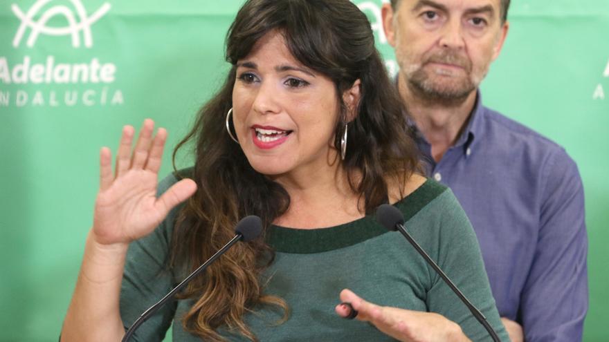 """Adelante ve """"decepcionante"""" el discurso de Susana Díaz, """"incapaz para la autocrítica y sumida en el shock postelectoral"""""""