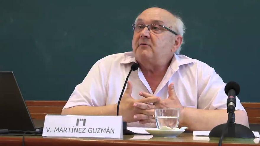 Vicent Martínez Guzmán.