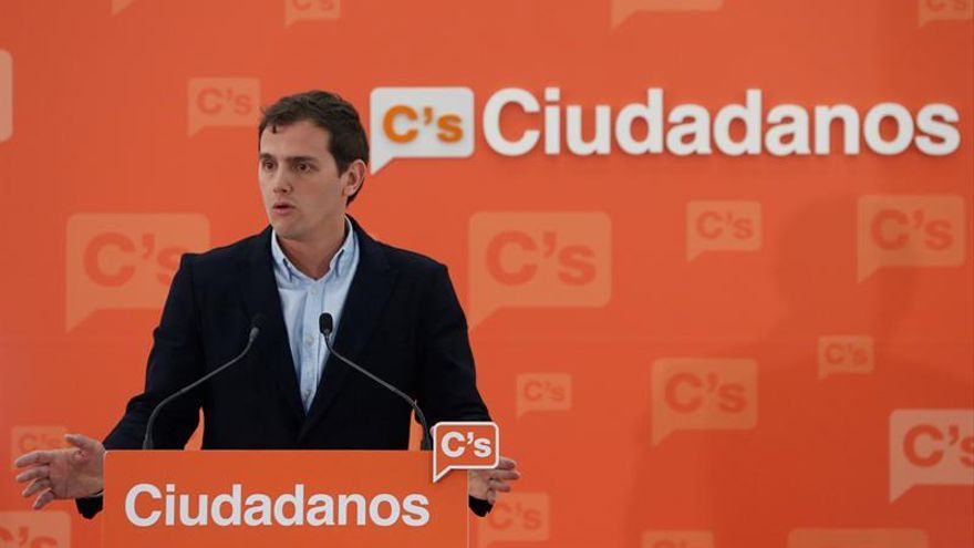 Rivera recuerda al PP el pacto anticorrupción para seguir en el Gobierno de Murcia