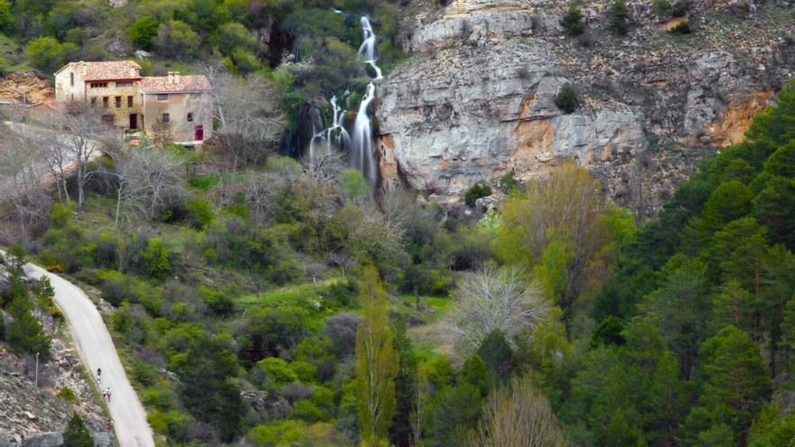 Camino natural del río Júcar