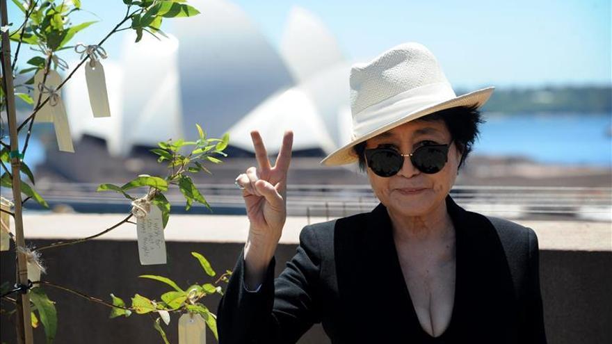 """Yoko Ono adapta al inglés una nueva versión del éxito pop japonés """"Sukiyaki"""""""