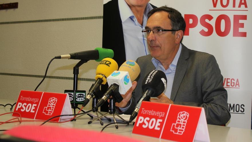 """Cruz Viadero (PSOE): Torrelavega ha dicho """"no al PP"""" y al resto de partidos que dialoguen"""