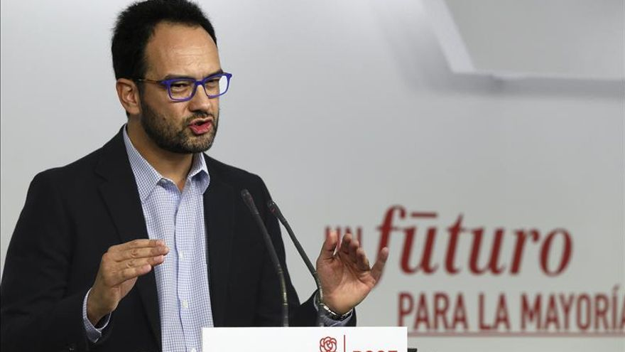 El PSOE valora que el Rey haya apelado al interés general a través de dialogo