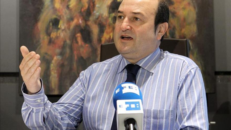 El PNV pide a Europa mecanismos jurídicos para reconocer las naciones históricas