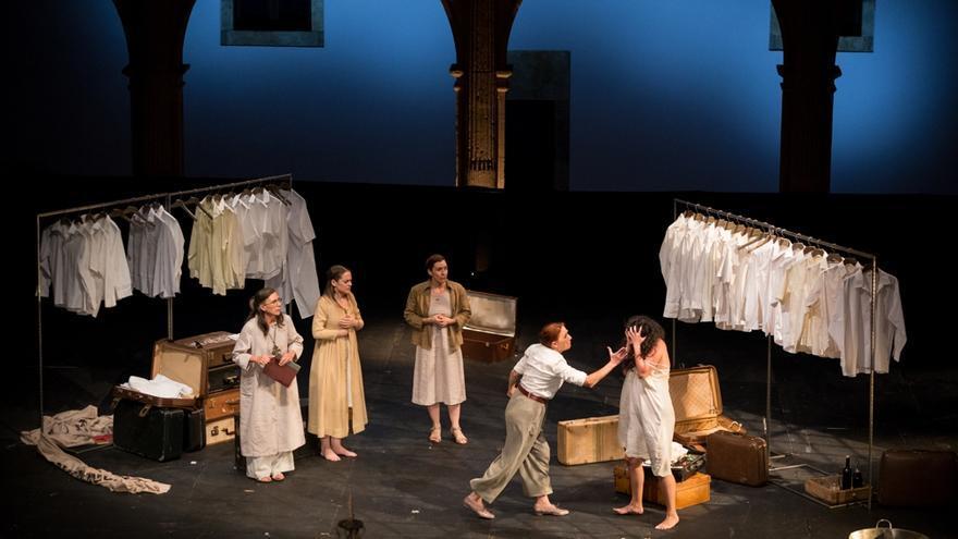 La obra teatral 'Las Cervantas' llega al CICCA.