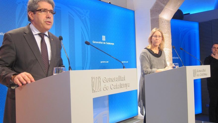 Homs dice que el fracaso de una coalición CiU-ERC en las europeas no debilita el soberanismo