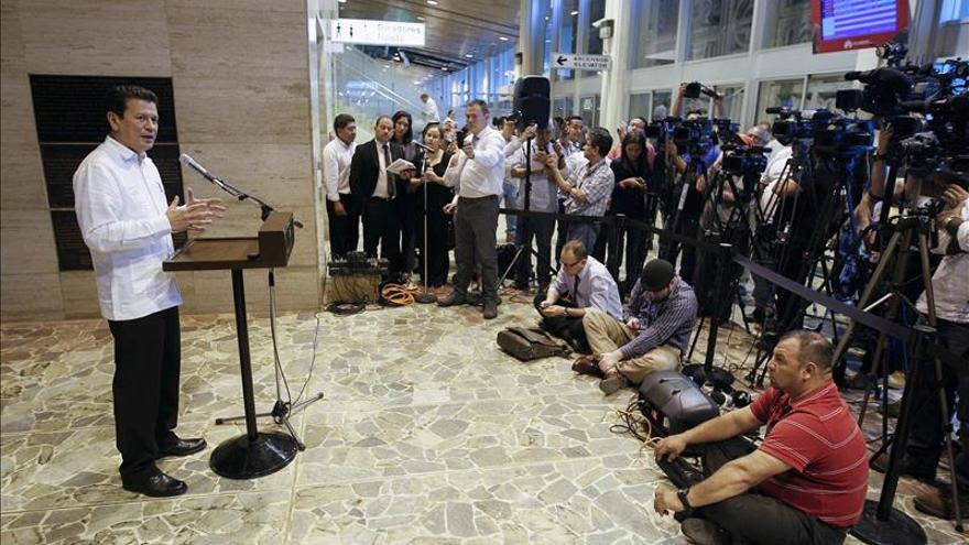 Los países de Centroamérica decidirán unilateralmente sobre el paso de los inmigrantes cubanos