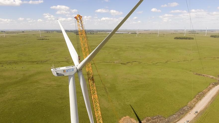 Nordex (Acciona) suministra turbinas para el mayor parte eólico de Uruguay