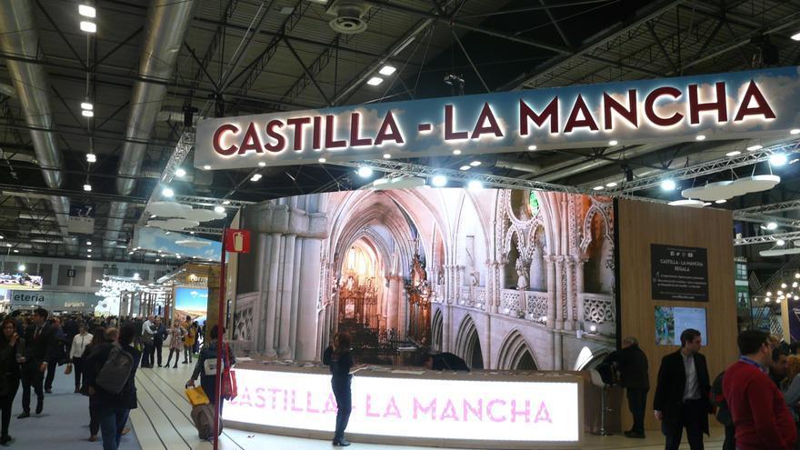 Stand de Castilla-La Mancha FOTO: Teresa Sánchez