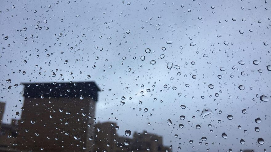 Nubes y lluvias débiles para el último lunes de septiembre