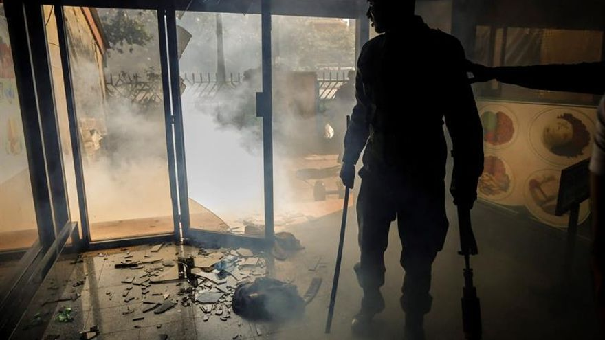 La Policía reprime con violencia las protestas contra un fraude electoral en Kenia