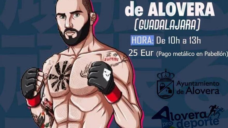 """Denuncian la inclusión en un evento de artes marciales de un nazi que lo anuncia como """"jaleo"""" antes del Barça-Madrid"""