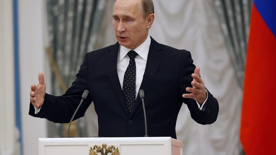 Rusia y Ucrania suspenden al unísono su acuerdo de libre comercio