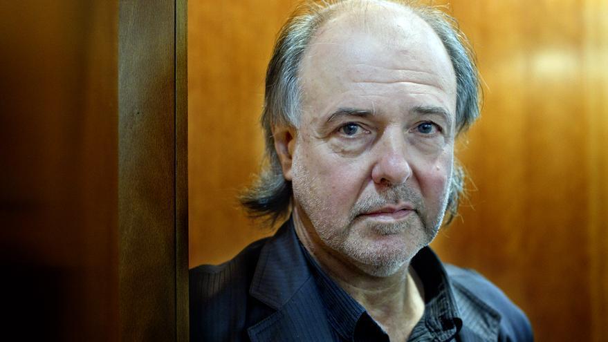 Claudio Tamburrini. FOTO: Llibert Teixidó / La Vanguardia
