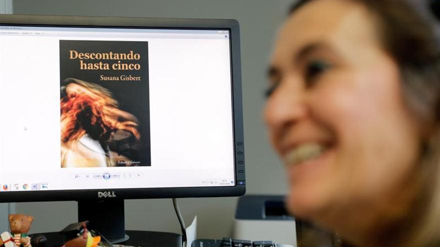"""""""Descontando hasta cinco"""", la violencia machista novelada por una fiscal"""