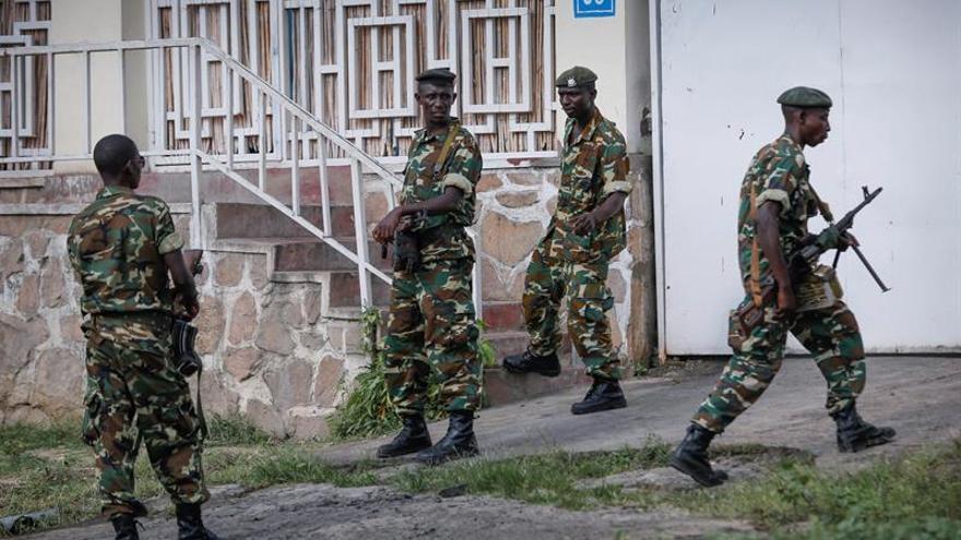 El presidente de Burundi firma la salida del país de la Corte Penal Internacional