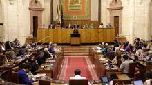 Seis diputados del PP-A y uno de IU, obligados a elegir entre el Parlamento andaluz o la alcaldía