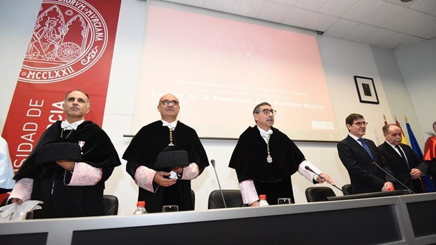 """La UM nombra honoris causa a Martínez Mojica, responsabe de la """"mayor revolución científica del siglo XXI"""""""