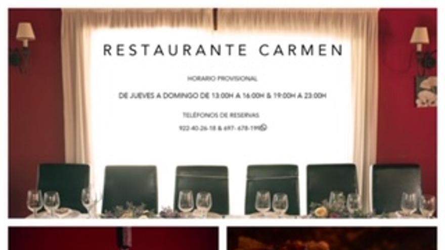Casa Carmen.