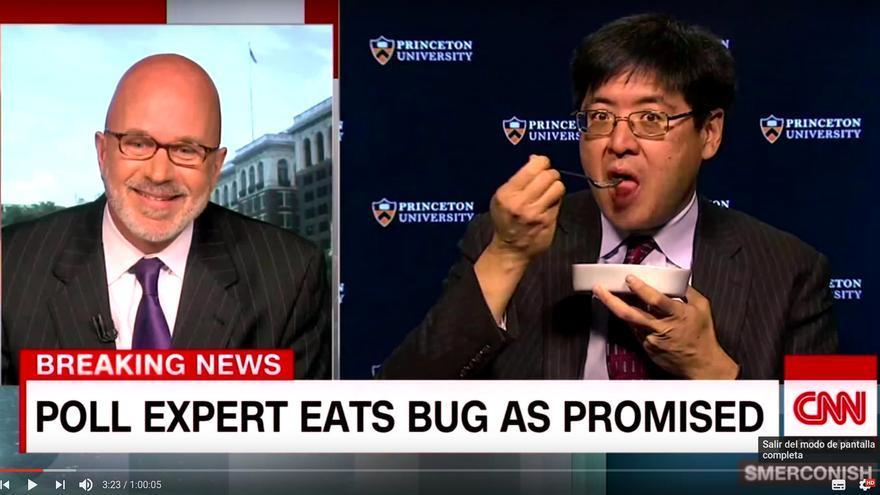 Wang cumple su promesa