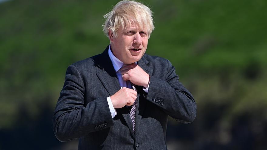 Reino Unido y la UE se sitúan en rumbo de colisión por Irlanda del Norte