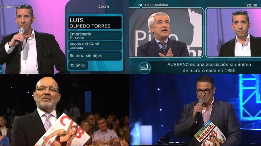 Fotogramas del programa emitido en Canal Sur.